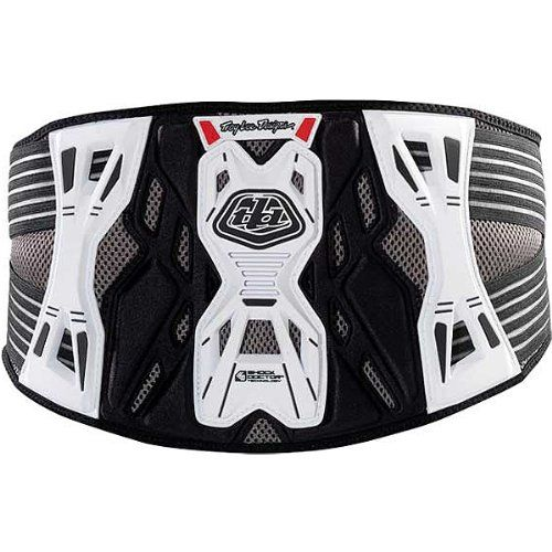 Troy Lee Designs KB3305 Adult Kidney Belt Dirt Bike Motorcycle Body Armor - White / Large/X-Large Color: White. Size: Large/X-Large. Troy Lee Designs KB3305 Kidney Belt Dirt Bike Body Armor for Adult. 2012 Model.  #TroyLeeDesigns #AutomotivePartsAndAccessories