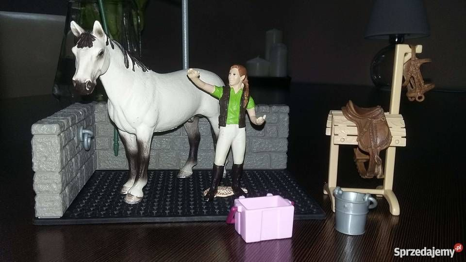 Myjka Dla Koni Schleich Animals Schleich Horses