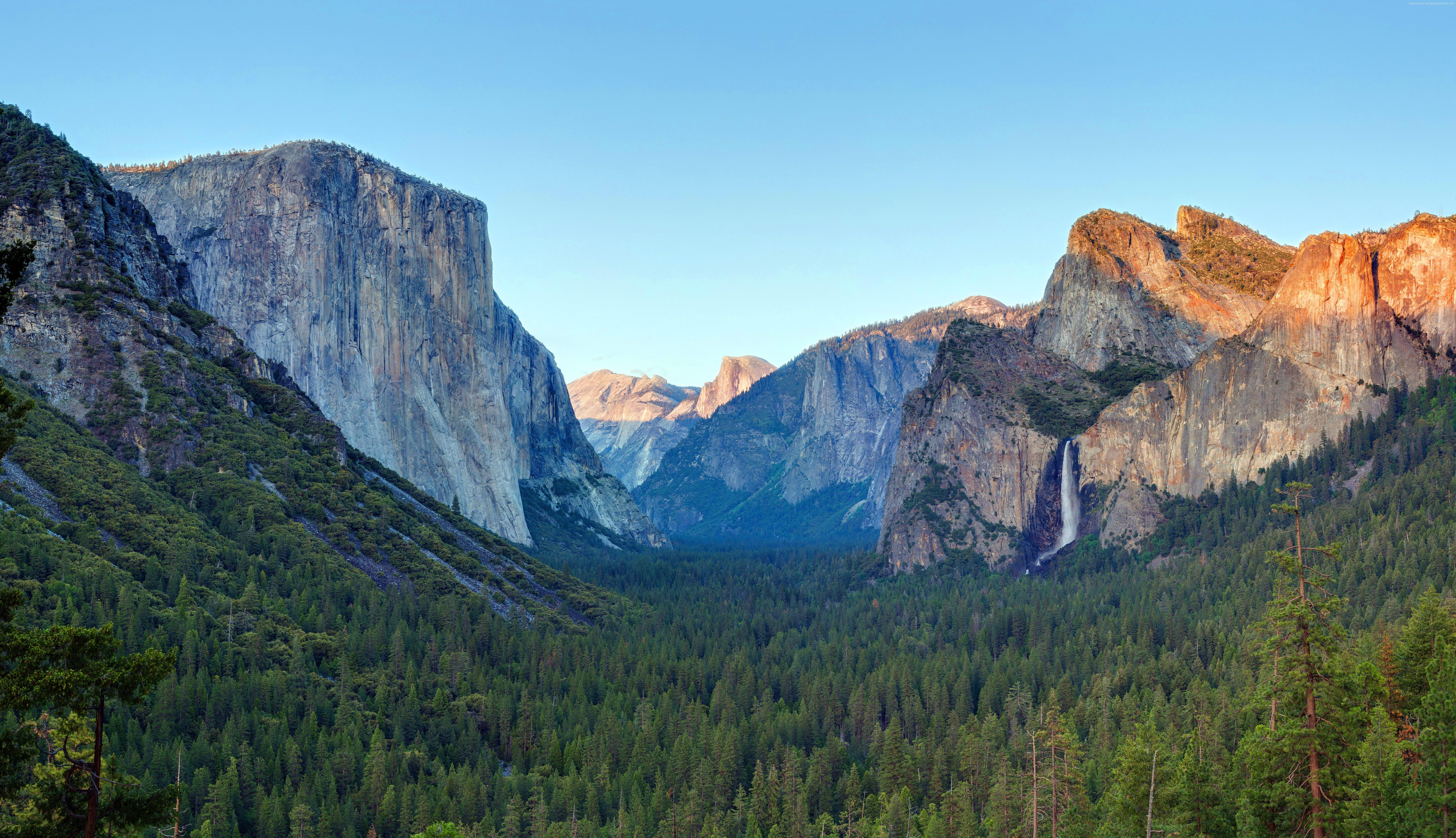 Apple 5k Yosemite Forest Osx 4k Mountains 5k Wallpaper Hdwallpaper Desktop Yosemite Mountain Wallpaper Mountains