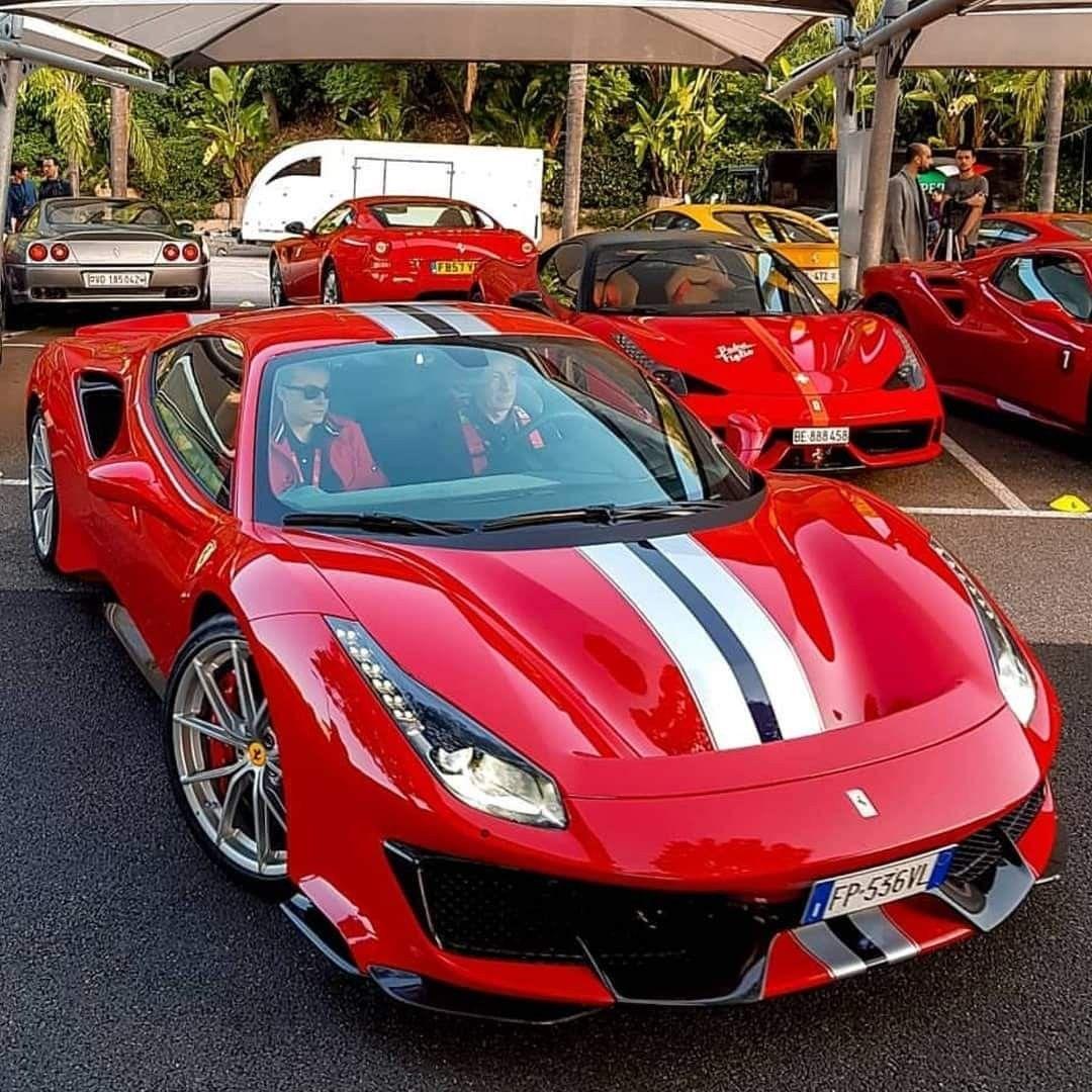 Pin By Cvjetka Bogdanic On Ferrari Ferrari 488 Ferrari Classic Cars