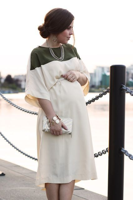 8e588169e8a6 Стильная одежда для беременности | Sewing: dresses в 2019 г ...