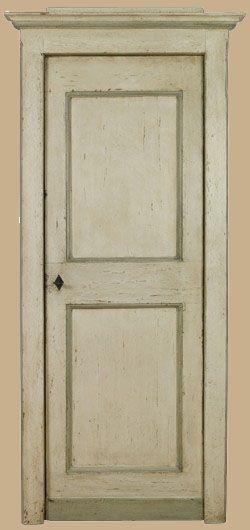 porta-riprodotta-dipinta-005   Dipingere una porta, Porte ...
