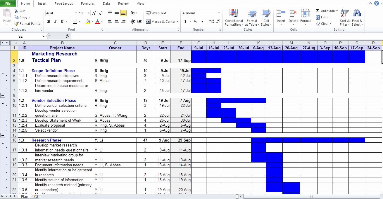 Free Business Plan Template Excel In The Event That You Manage A Team Employee Or Busy H Business Plan Template Marketing Plan Template Financial Plan Template