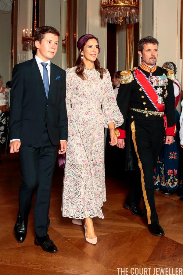 Princess Ingrid Alexandra S Confirmation Jewels Danmark Kongelige Storbritannien