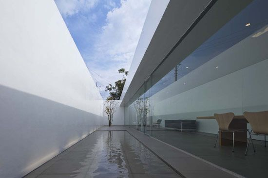 Shinichi Ogawa Associates Minimalist House Minimal Ism