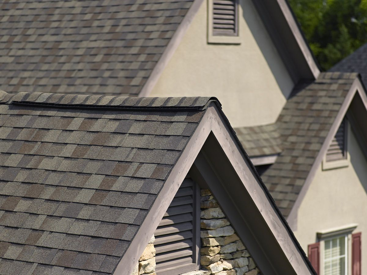 Best Landmark Shingle In Weathered Wood Certainteed 640 x 480
