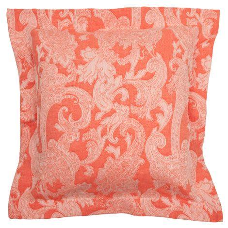 Cotton Paisley Cushion | ZARA HOME Sverige / Sweden