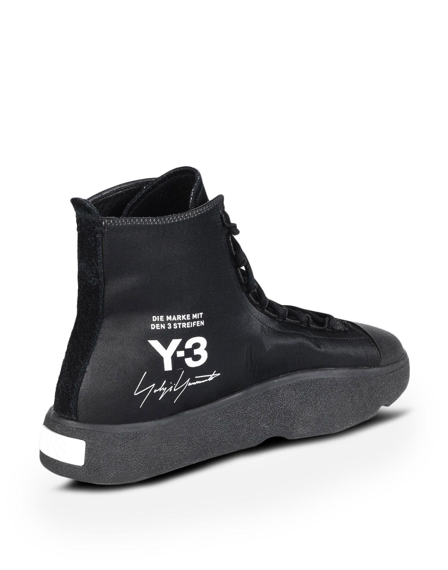 c3021cf42e Y-3 BASHYO SHOES unisex Y-3 adidas | sneakers | Sapatos, Acessórios ...