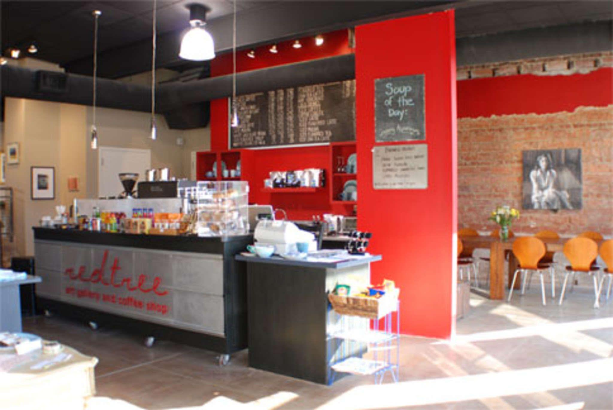 Redtree Art And Coffee Cincinnati