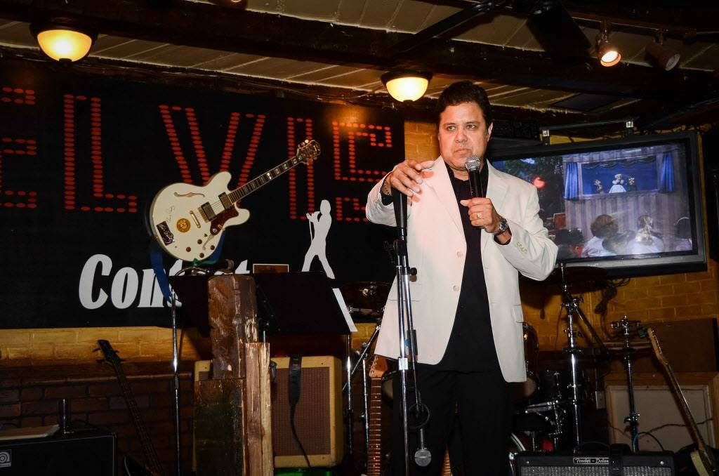 For the 11th year, El Ranchito in Oak Cliff seeks the best hunka hunka burnin love to compete in an Elvis impersonator contest. Round 1 was Wednesday, and we caught some of Dallas heartthrobs as they sang some of The Kings most popular songs.