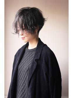 ヴィラ Villa トレンチショート Hair 中性 ヘア ヘア