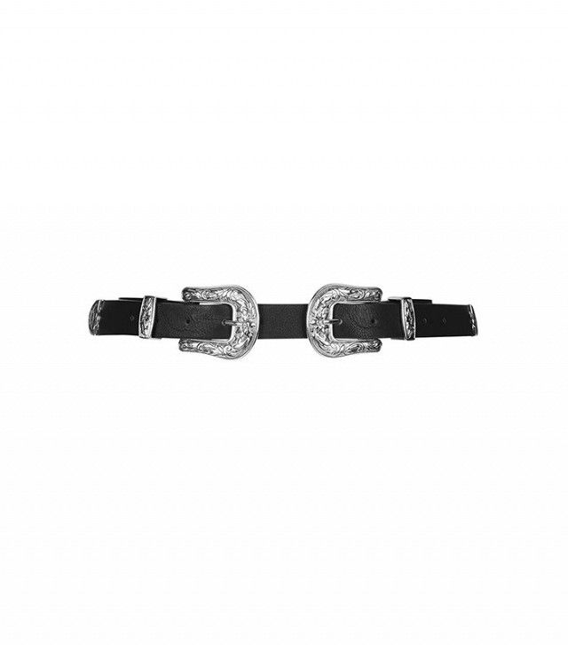 Topshop Double Western Belt