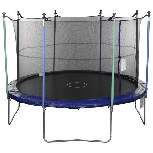 Jump Zone™ 14' Round 8-Pole Trampoline Enclosure $75