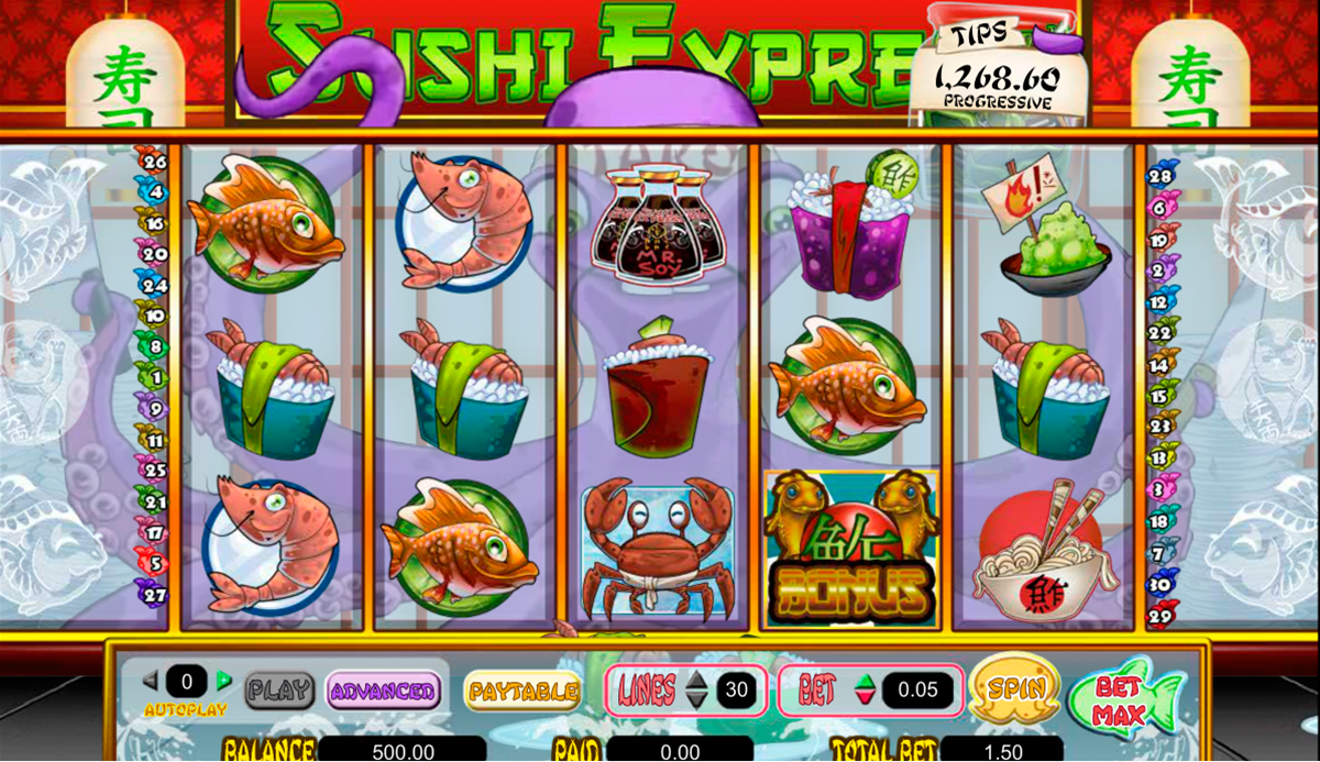 Spiele Sushi Box - Video Slots Online