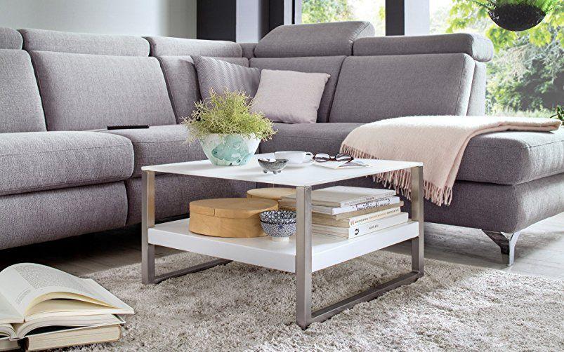 Baidani Designer konferenční stolek Tatia 65 x 65 x 38 cm (Š/H/V
