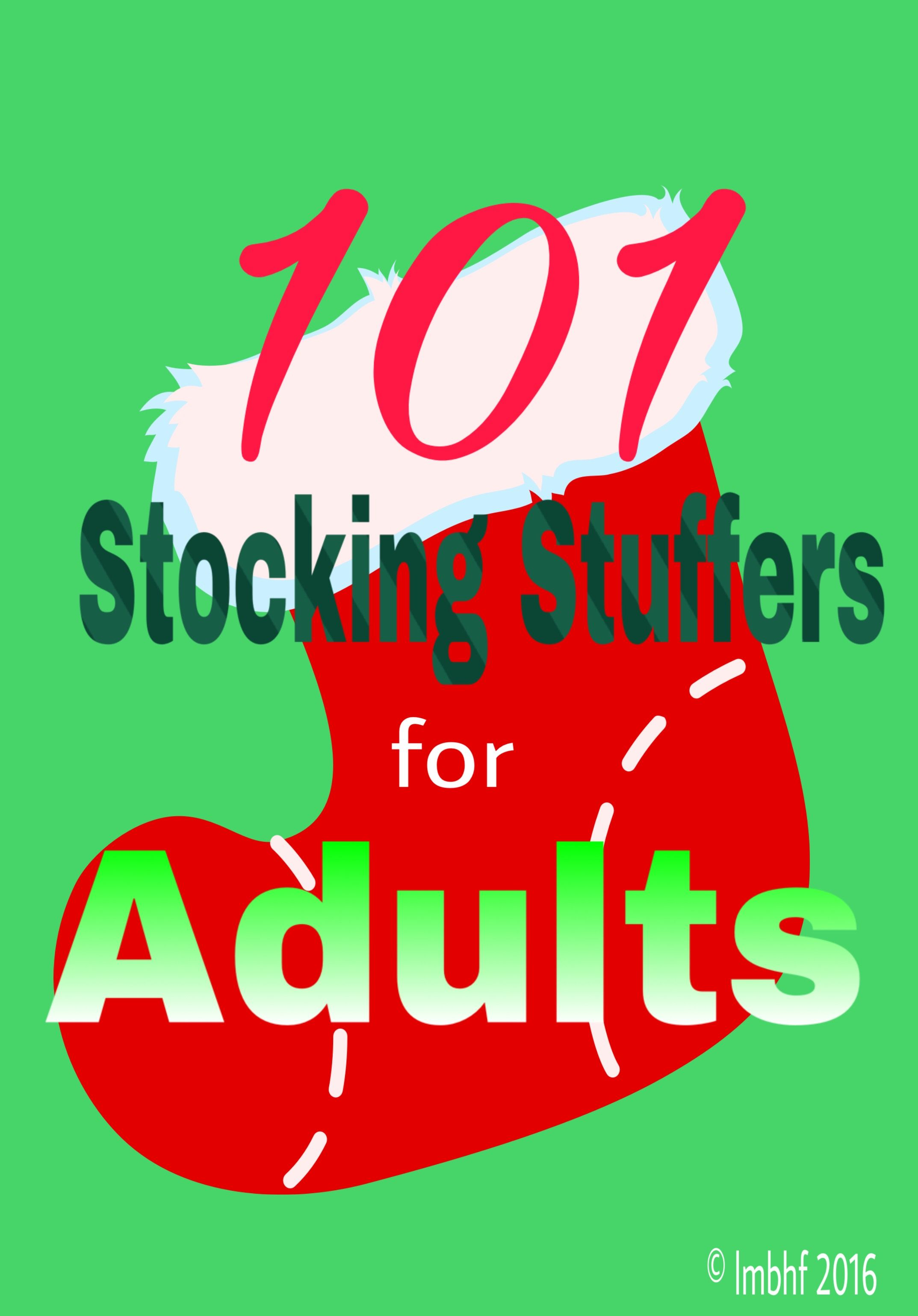 The Ultimate List of Stocking Stuffer Ideas for Adults! ~ Love My Big Happy Family
