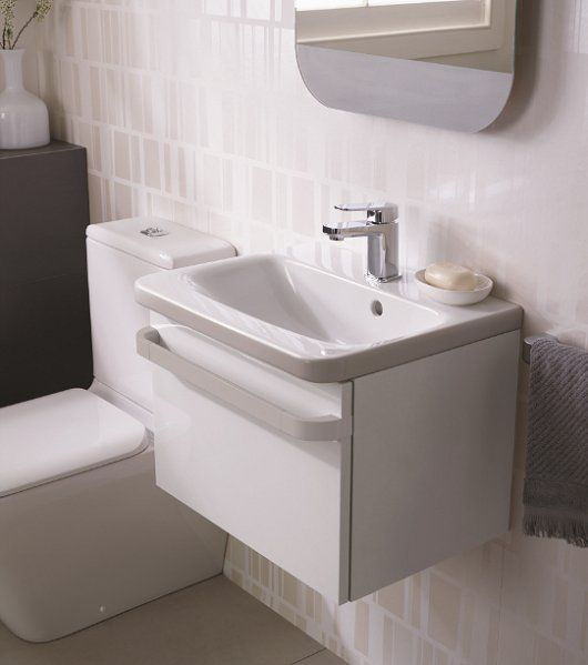 Tonic Ii Vanity Basin From Ideal Standard Bathroom Review