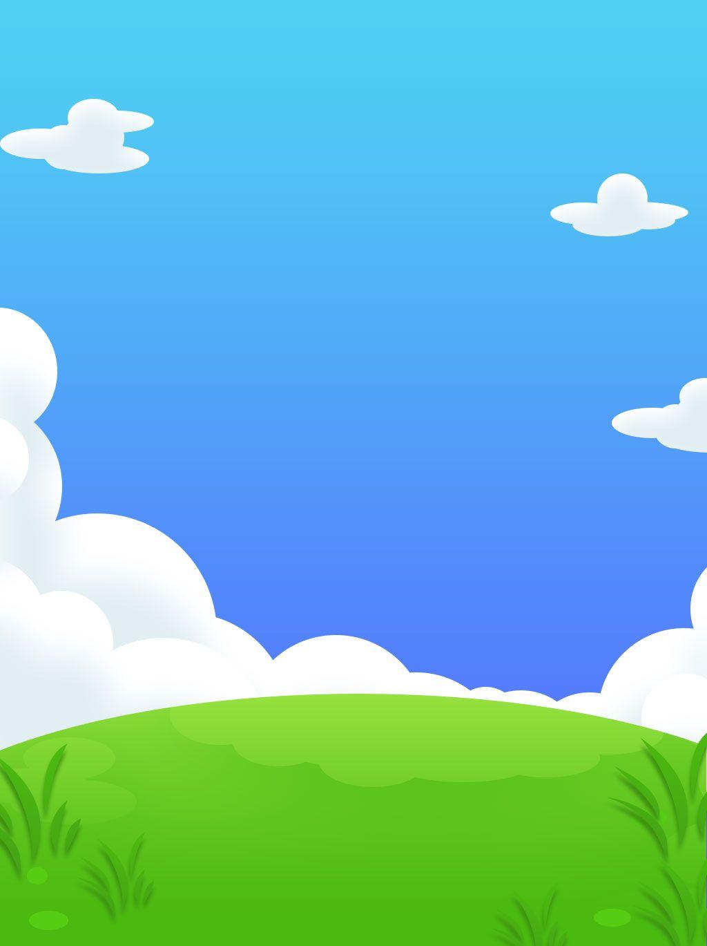 Gambar Latar Belakang Awan Biru Putih Penuh   Background Pictures, Blue  Backgrounds, White Clouds