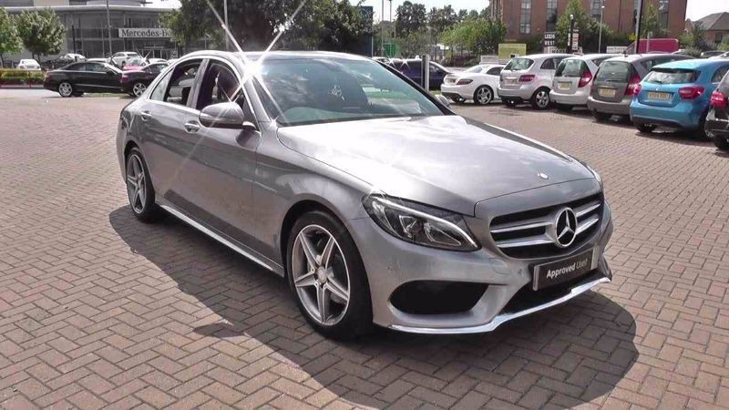 Used Mercedes Benz C Class C200 Amg Line Auto For Sale In Gauteng
