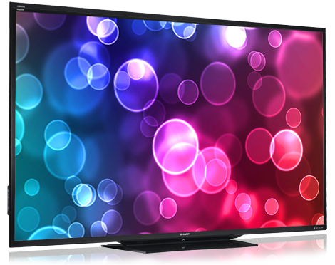 Sharp Aquos 90 Inch Led Tv 90 Inch Flat Screen Tv Geek Gadgets Led Tv Lcd Tv