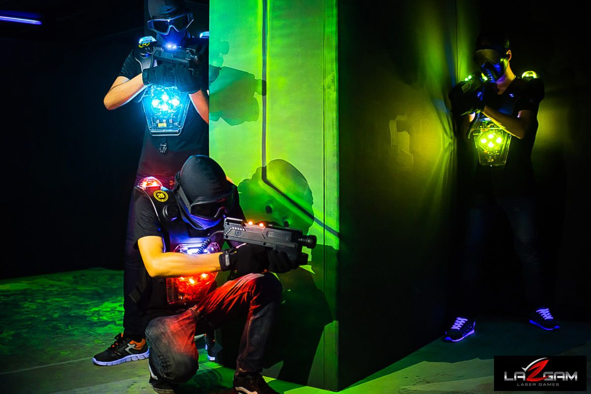 Lazer Tags And The Parties Augmented Virtual Reality Virtual Reality Education Lazer Tag