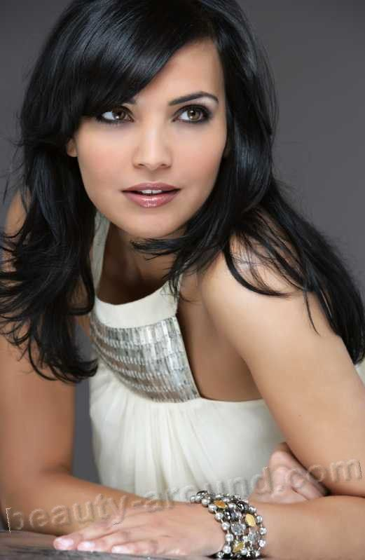 French Woman Wardrobe: Valerie Begue Miss France 2008 Photo