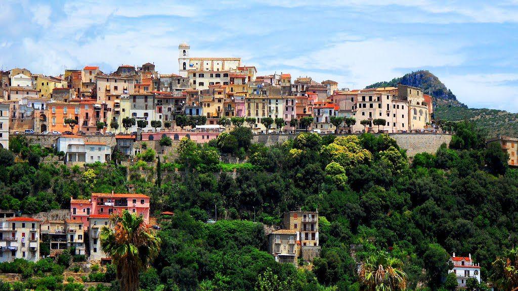 Monte San Biagio Латина, Италия