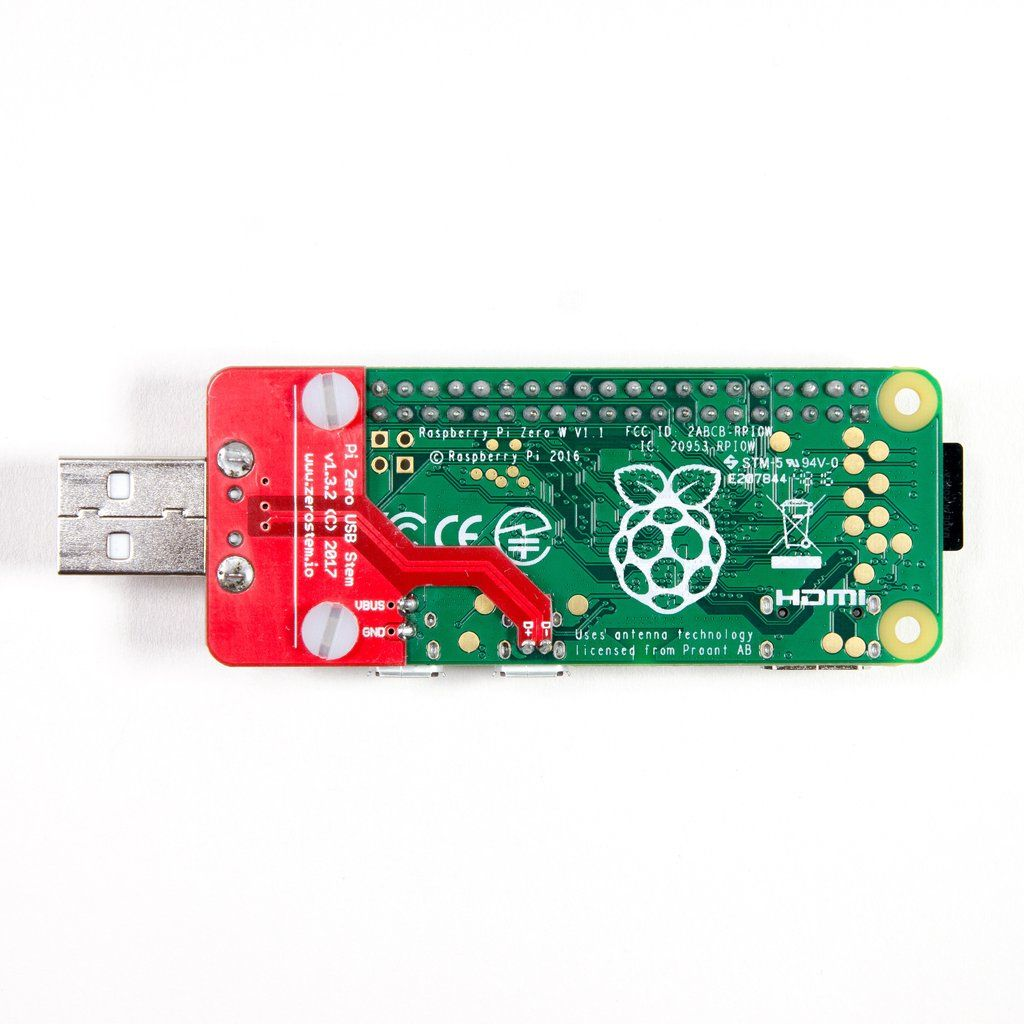 Pi Zero USB Stem in 2019 | Electronics Hobby | Usb, Hobby