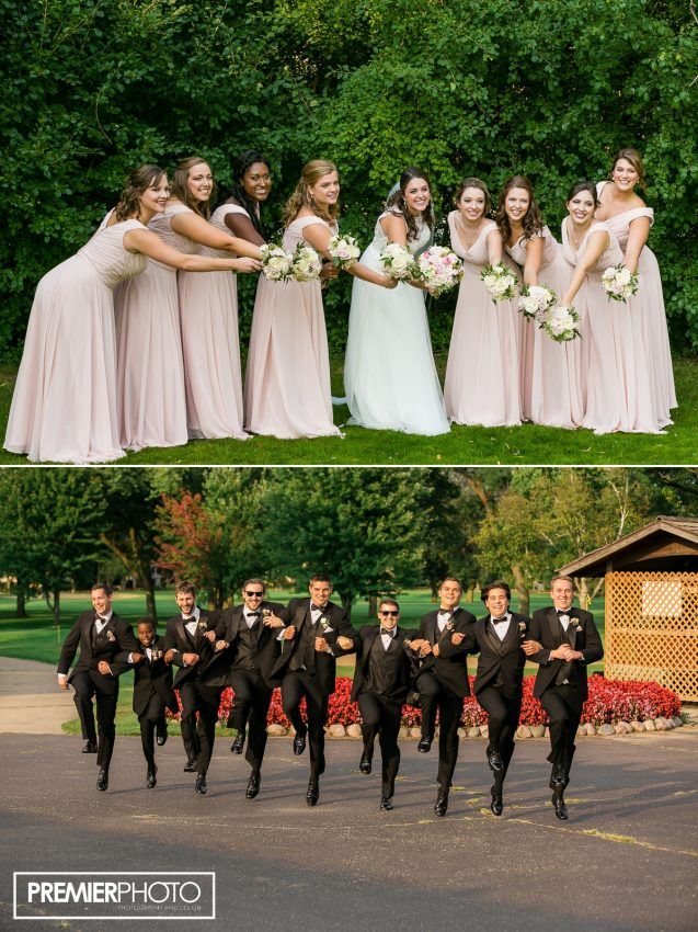 Old Orchard Country Club Mt Prospect Il Wedding Jamie Tim