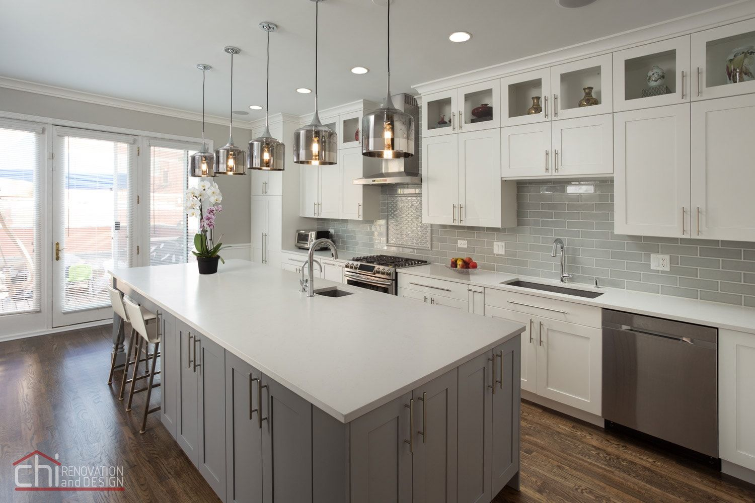 These Kitchen Cabinet Tips By Chi Renovation Design Will Help You Make Gre Contemporary Kitchen Remodel Kitchen Remodel Design Kitchen Renovation Inspiration