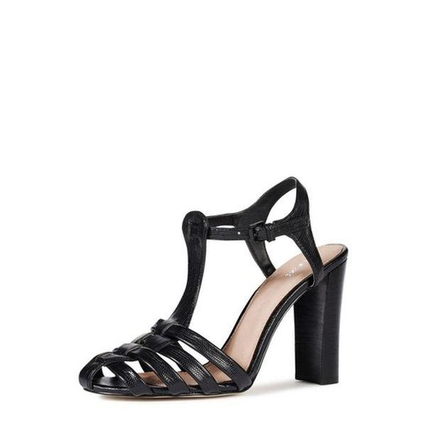 Black Next Sandals