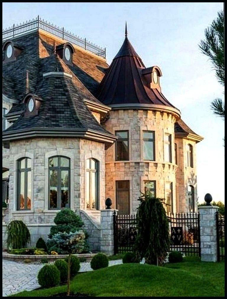 most popular modern dream house exterior design ideas 17 36 Most Popular Modern Dream House Exterior Design Ideas housedesign rustichouse dreamhousedesign Fieltro Net Fie...