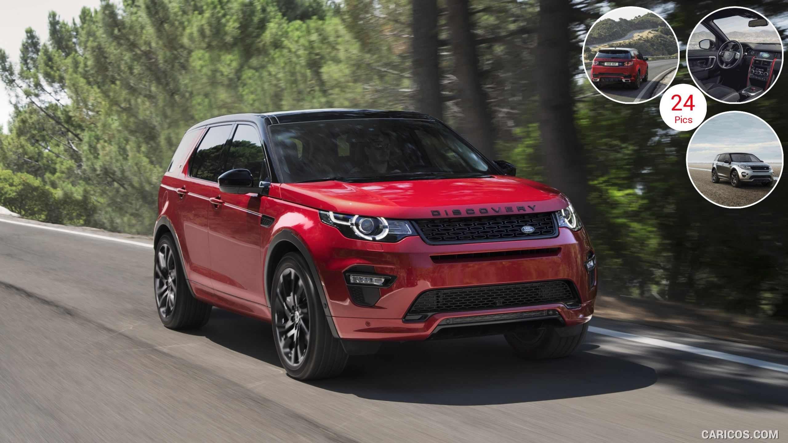 2016 Land Rover Discovery Sport Hse Dynamic Lux Land Rover Discovery Sport Land Rover Land Rover Discovery