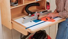 Folding Router Table Plans Google Search Herramientas