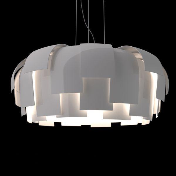 FontanaArte Wig Pendant Light | Lighting | Pinterest