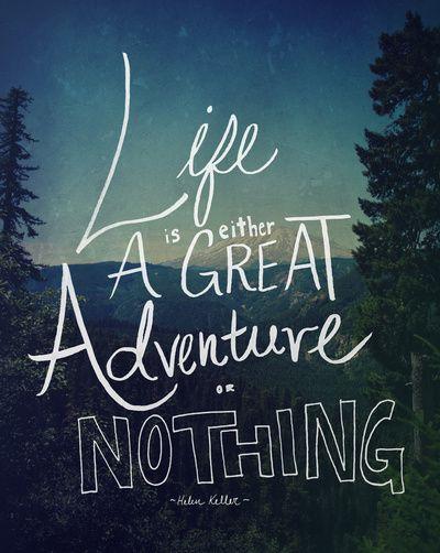 Great Adventure II Art Print by Leah Flores