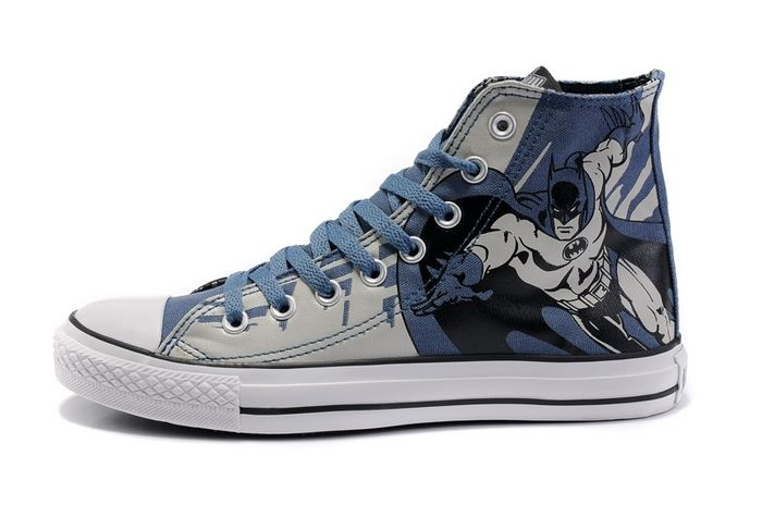 4fcd21b03ca6 DC comic All Star Hi Superman Athletic Shoe Converse DC Comics Collection   122136  -  49.99   Converse Outlet