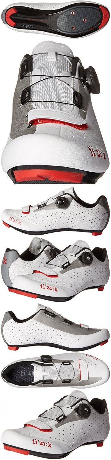 Cycling R5 Road Fizik Uomo ShoesWhitelight GreySize Boa 43 tsQrhd