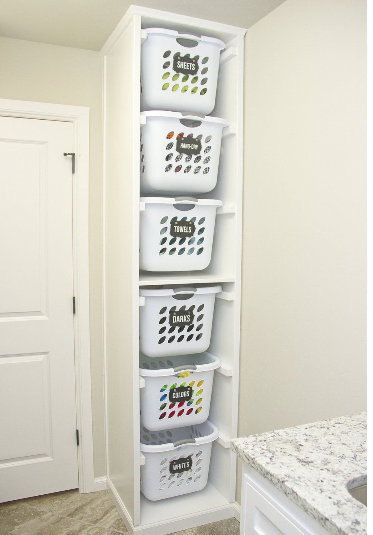 kids toy closet organizer. Perfect To Organize Garage/garden Stuff And For Laundry Room Storage In Closet Hold Tubs So You Can Take Out One Without Moving Them All DIY Kids Toy Organizer