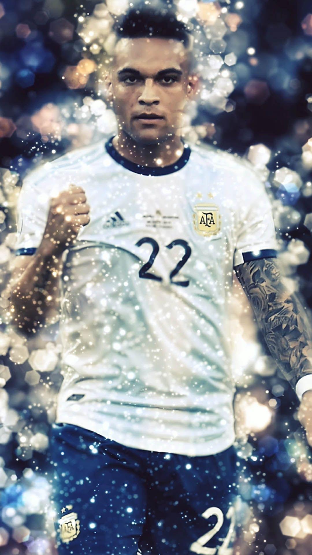 Lautaro Martinez Live Wallpaper HD 4K Android Futbol