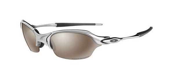 f471c60e9 Oakley Romeo 2.0 Polished Titanium Iridium Sunglasses | Romeo 2.0 ...