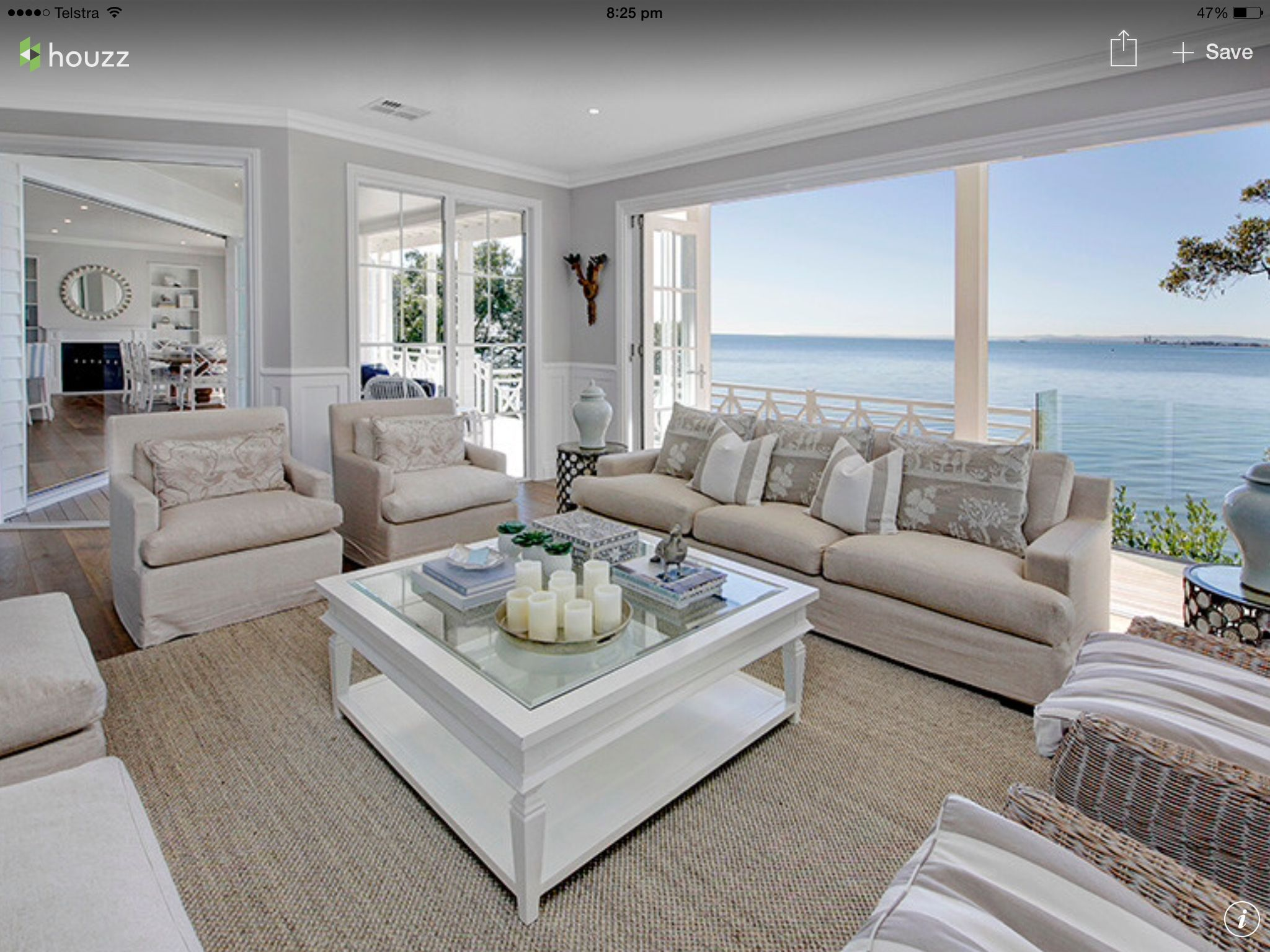 Hampton Style Living Room Decorating Ideas Armchairs Hamptons Style Homes House