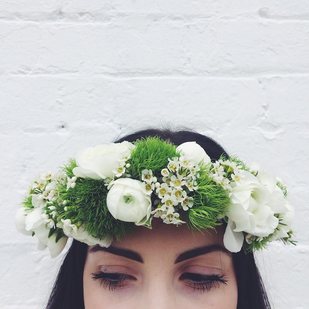 Mary Mary Studio | Flower Crown