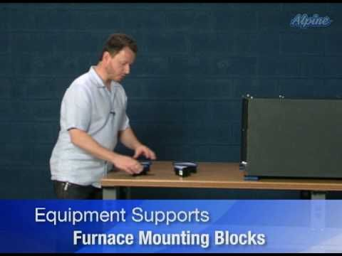 A Guide To Equipment Supports And Their Installation Cooling