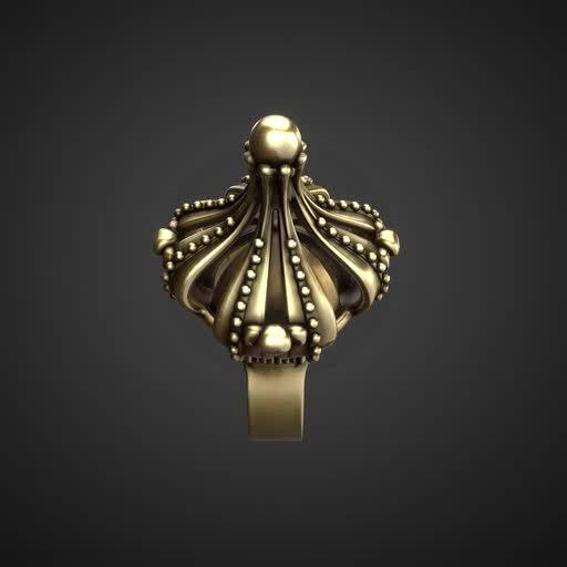https://flic.kr/p/VgwUfv   Vintage Royal Crown Ring   Soon