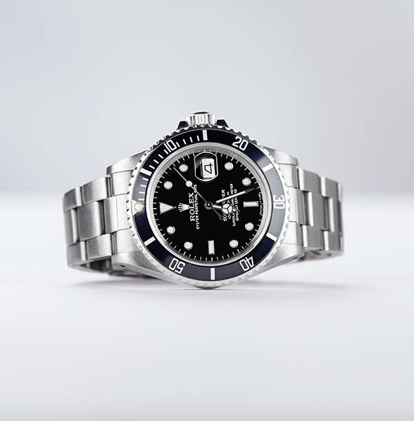 The Rolex Oyster Perpetual Submariner Date In Oystersteel Cerachrom Bezel In Black Ceramic Black Dial And Oyster Bracelet Com Imagens Relogios Estilo
