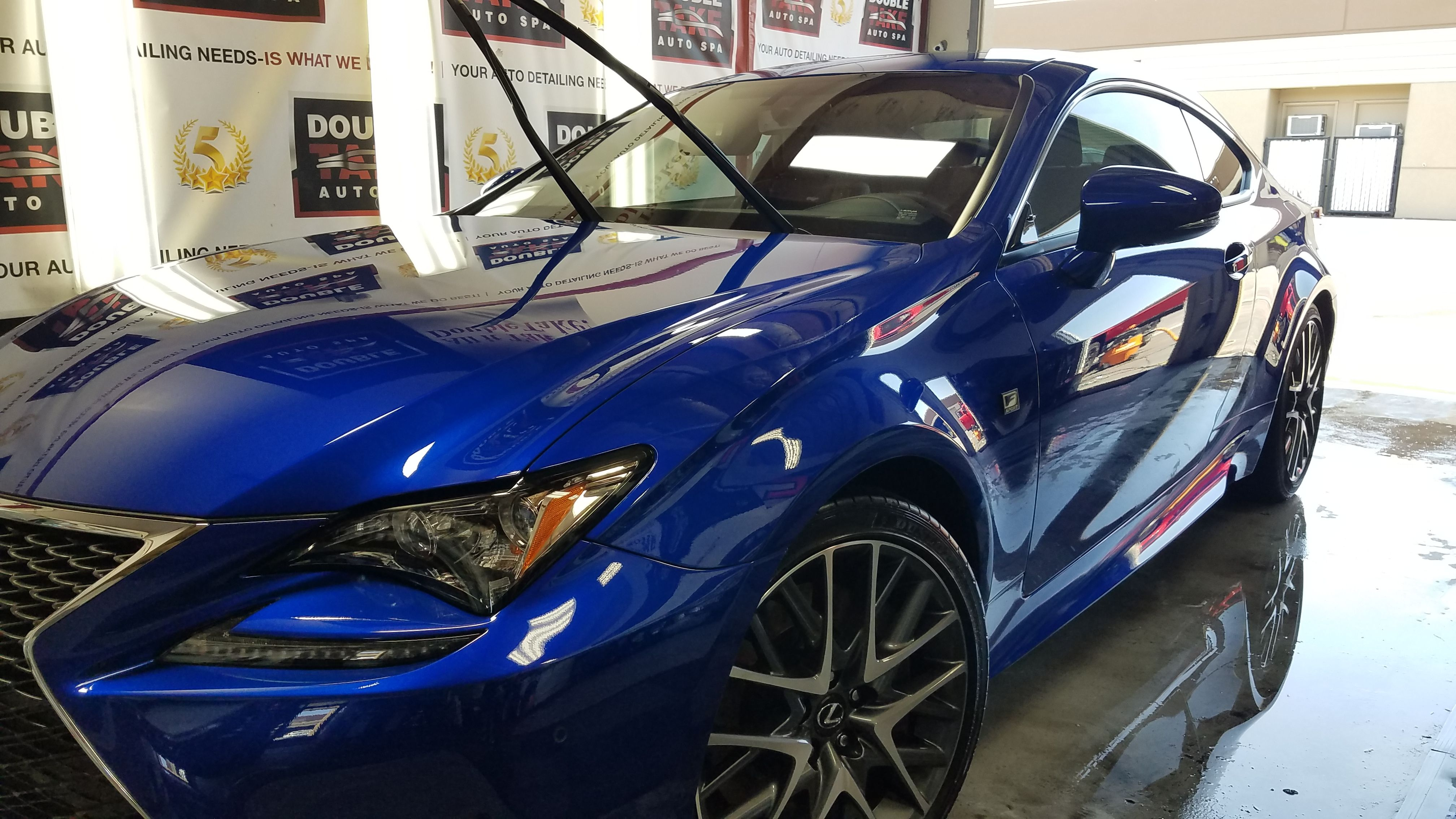 Pin by DoubleTake Auto Spa of Fremont. on Ceramic Coating