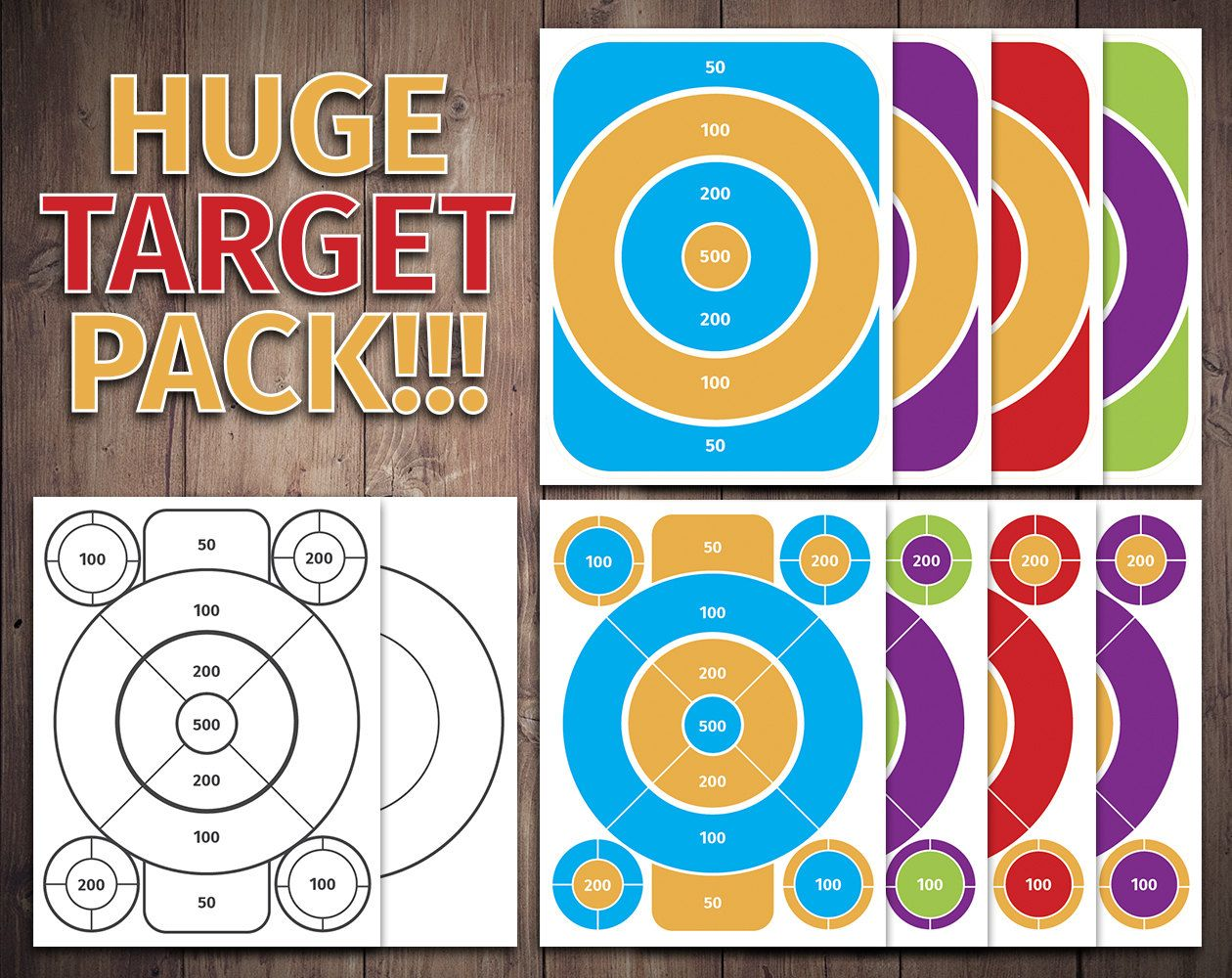 Nerf Birthday Nerf Birthday Party Nerf Printables Nerf Target