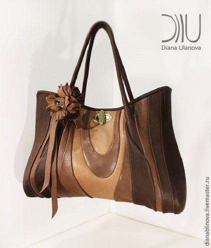 502a033ed1f5 Женские сумки ручной работы. Ярмарка Мастеров - ручная работа. Купить Сумка  кожаная