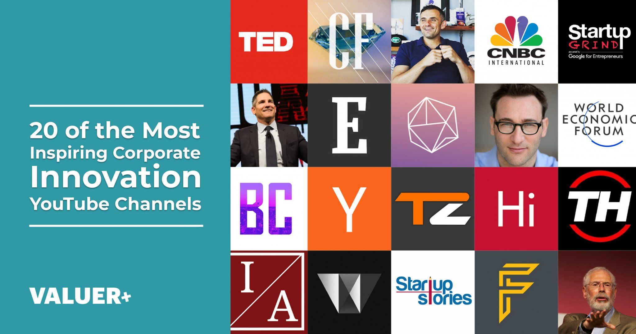 20 of the Most Inspiring Corporate Innovation YouTube